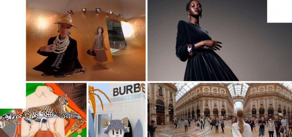 Comment Les Jeux Et La Realite Augmentee Prennent Le Dessus Sur La Mode Netineo